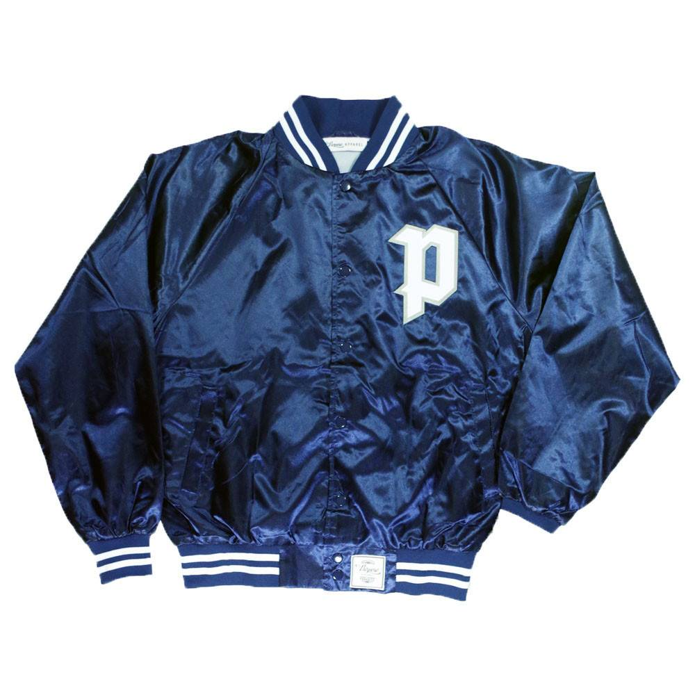 PURPOSE - Varsity Satin Bomber
