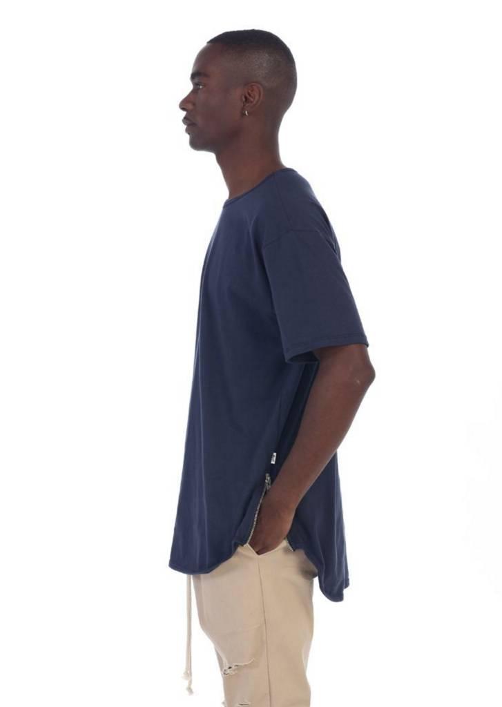 EPTM - Side Zipper OG Long Tee