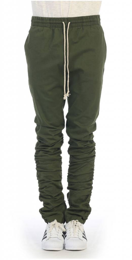 EPTM - Shirring Zipper Pants