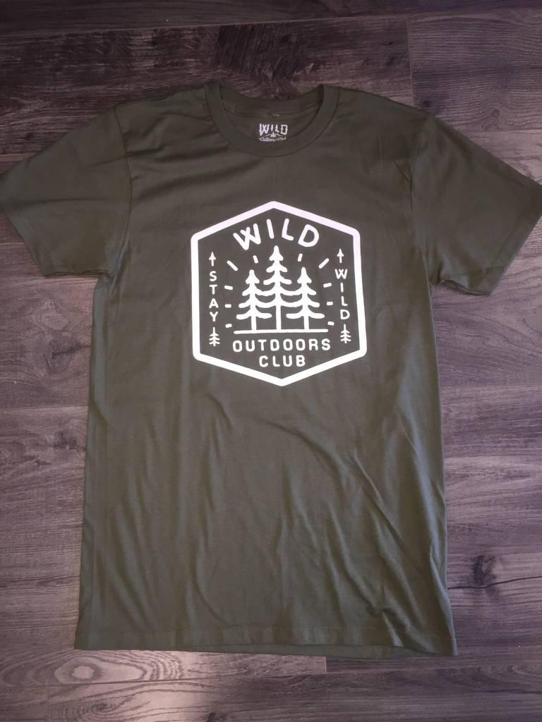 WILD OUTDOORS CLUB - Trailmaker Tee