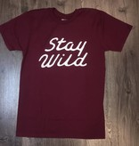 WILD OUTDOORS CLUB - Stay Wild Tee