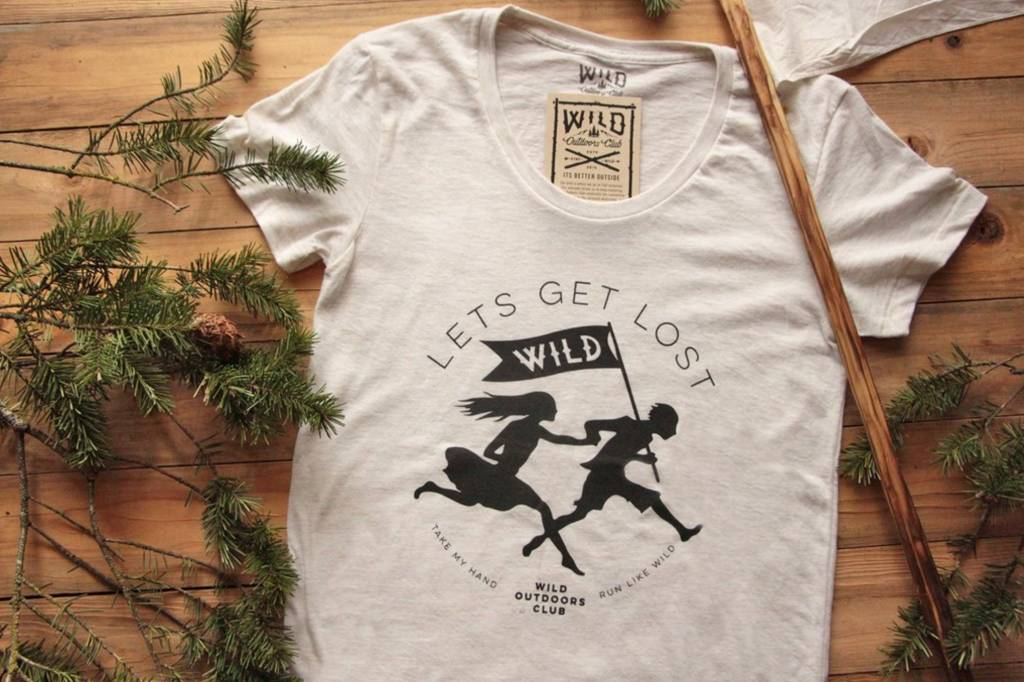 WILD OUTDOORS CLUB - Lets Get Lost