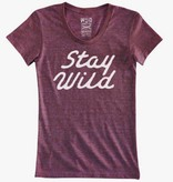 WILD OUTDOORS CLUB - Stay Wild Woman's Tee