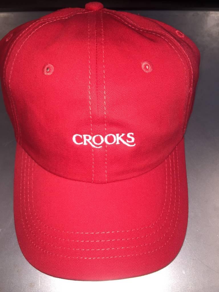 CROOKS - Serif Woven Dad Hat