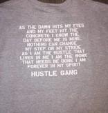 HUSTLE GANG - Spirit T-Shirt