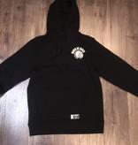 HUSTLE GANG - Block By Block Hooded Pullover