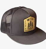 WILD OUTDOORS CLUB - SnapBack