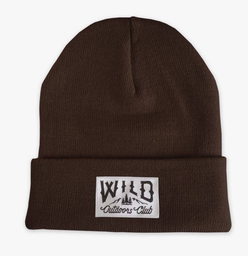 WILD OUTDOORS CLUB - Knit Toque