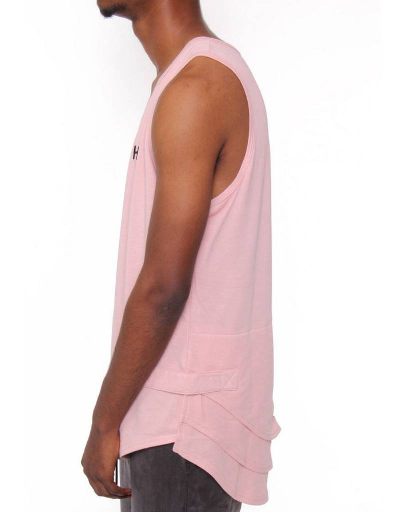 HOMME + FEMME - Triple Layer Tank Top