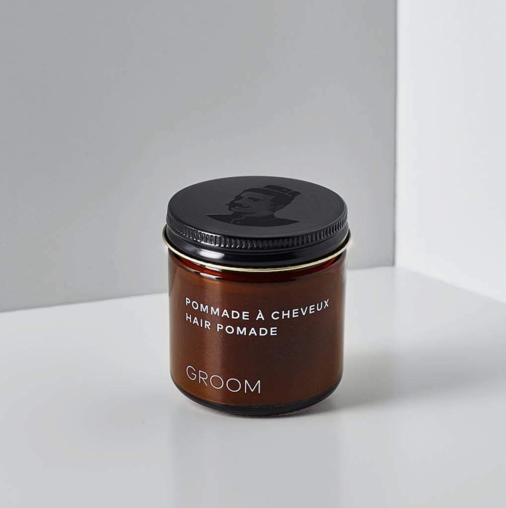 GROOM - Hair Pomade 3oz