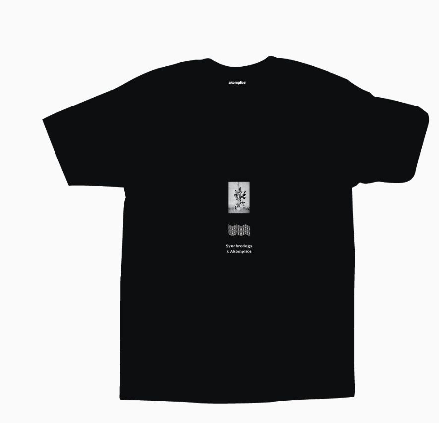 AKOMPLICE x SYNCHRODOGS - Hidden Luster SS Tee