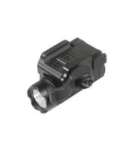 UTG Tactical Compact Pistol Flashlight w/QD Mount