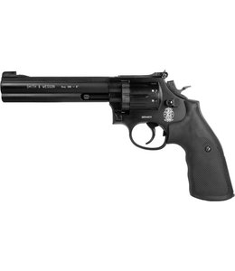 Smith & Wesson Smith & Wesson 586-6 Black