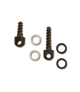 GroveTec GrovTec Sling Studs, Wood Screws