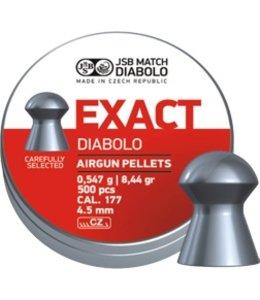 JSB Match Diabolo Diabolo Exact .177 Cal, 8.44gr
