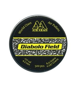 Air Arms Air Arms Diabolo Field .177 Cal, 8.44gr, 4.51mm