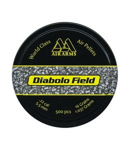 Air Arms Air Arms Diabolo Field .22 Cal, 16gr, 5.51mm