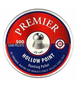 Crosman Premier Hollowpoint .22 cal, 14.3gr