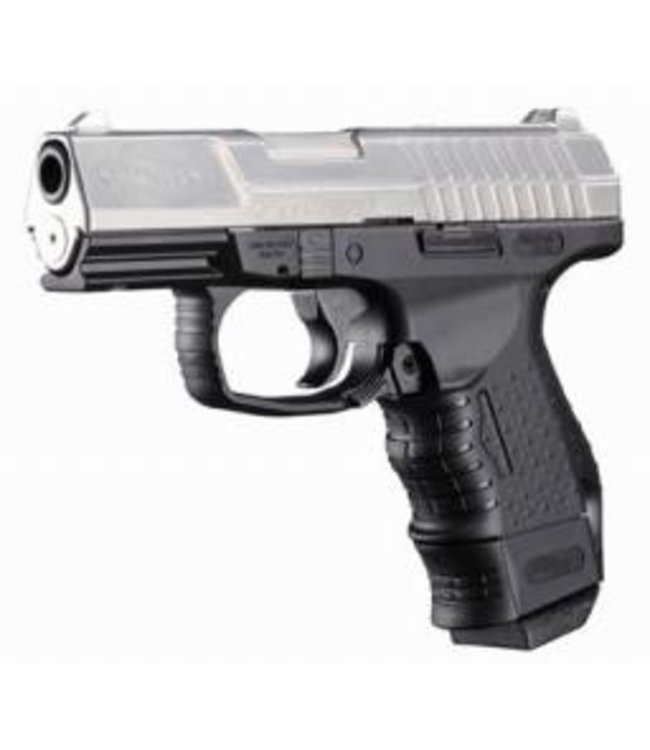Walther Walther CP99 Compact Nickel-Coloured Slide
