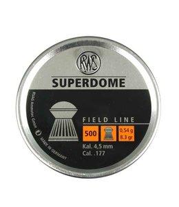 RWS RWS Superdome .177 Cal, 8.3gr