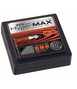 RWS HyperMax Pellets .22 Cal 9.9gr