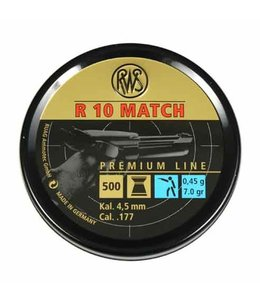 RWS Match Premium Line Light .177 Cal, 7.0gr