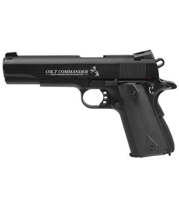 Colt Commander 1911 Blowback