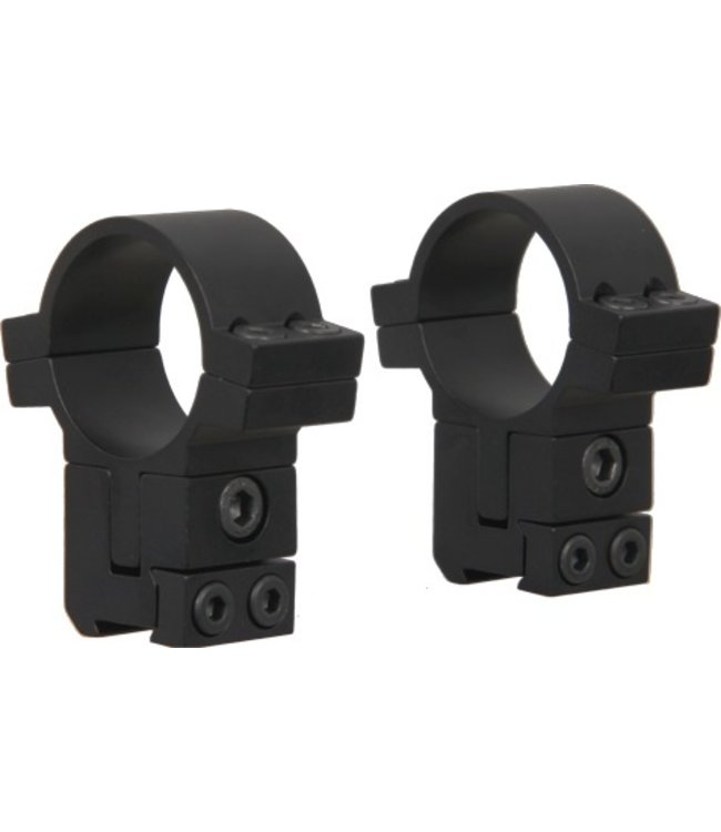 FX Airguns FX No-Limit Mounts - 30mm -11mm Dovetail
