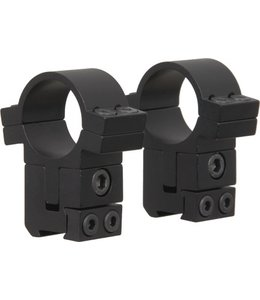 FX Airguns FX No-Limit Mounts - 1 Inch Dovetail
