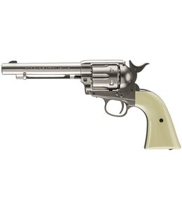 Colt Colt Peacemaker SAA Revolver - Nickel Finish