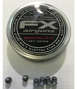 FX Airguns FX Boss Pellets RED .30 Cal, 50.15gr