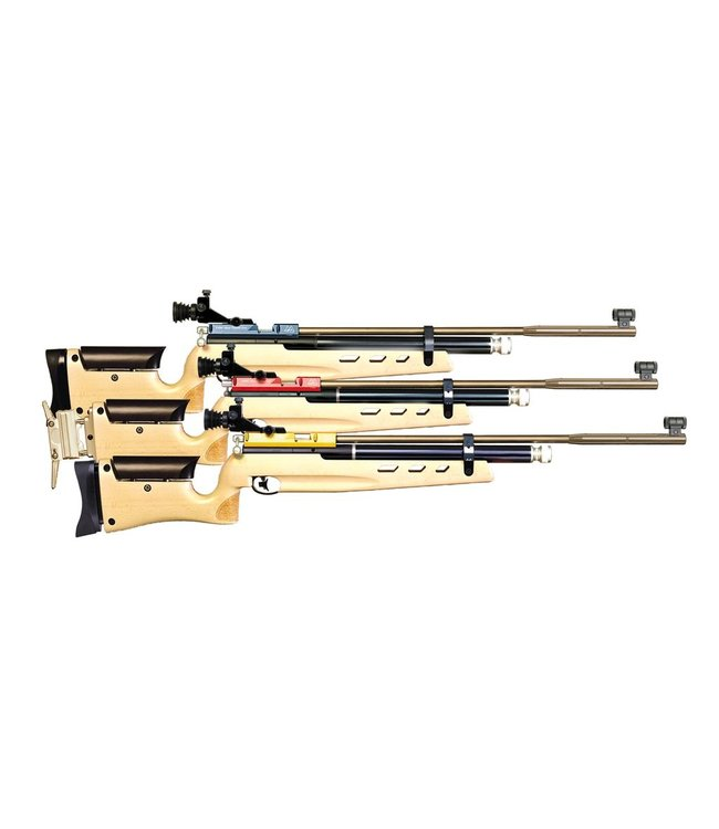 Air Arms Air Arms S400 MPR Precision .177 Cal - Red Anodized (495 FPS)
