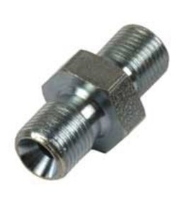 "Best Fittings Male to Male 1/8"" BSP Coupling"