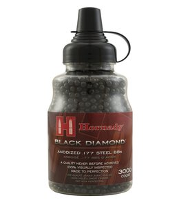 Hornady Hornady Black Diamond .177 Steel BBs - 3000ct