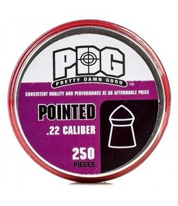 PDG Pellets PDG Pointed .22 Cal, 17.5gr