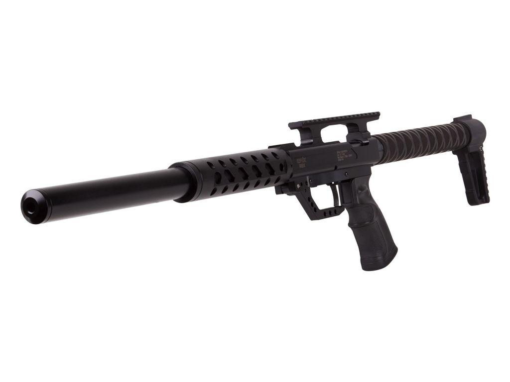 Evanix Conquest Speed Semi Auto Pcp Air Rifle: Evanix Evanix Rex Rifle .357 Cal (9mm)