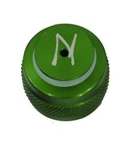 Ninja Paintball Thread Protector for Ninja Tanks - Green