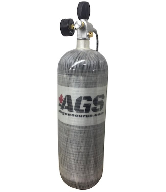AGS AGS 4500psi, 74cuft Carbon Fiber Air Tank