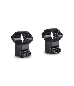 "Hawke Hawke 1"" High 2 Piece Match Mount"
