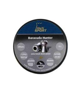 H&N H&N Baracuda Hunter .22 Cal, 18.21gr