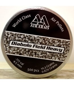 Air Arms Diabolo Field Heavy .177 Cal, 10.3gr