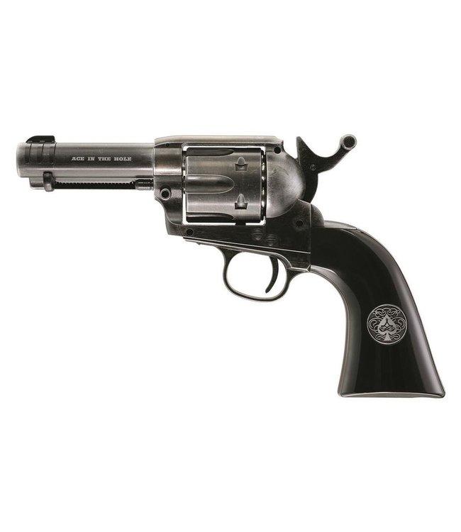 Umarex Legends Ace-In-The-Hole Pellet Revolver