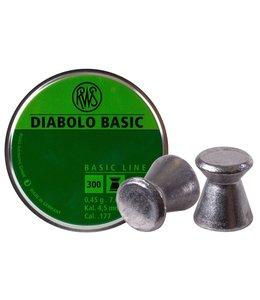 RWS Diablo Basic .177 Cal, 7.0gr