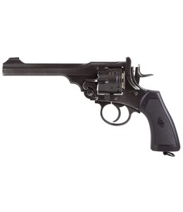 Webley & Scott Webly MKVI Pellet Revolver - Battlefield FInish