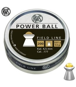 RWS RWS Power Ball .177 Cal, 9.4gr