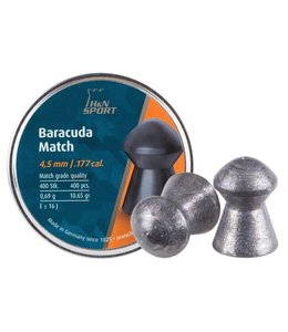 H&N H&N Baracuda Match .177 Cal, 10.65gr