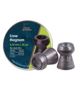 H&N H&N Crow Magnum .25 Cal, 26.23gr