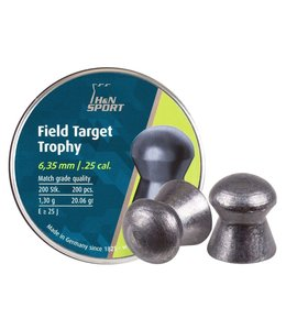 H&N H&N Field Target Trophy .25 Cal, 19.91gr