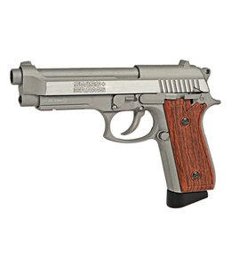 Swiss Arms SA92 Stainless Blowback