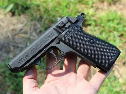 The Walther PPK/S